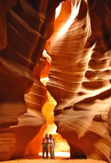 Slot Canyons Page Az Tours